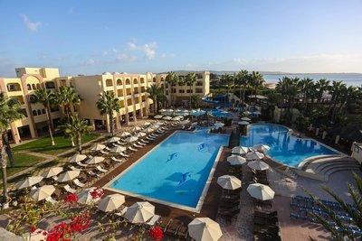 Отель Le Paradis Palace 4* Хаммамет Тунис