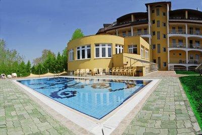 Отель Aphrodite Hotel 4* Залакарош Венгрия