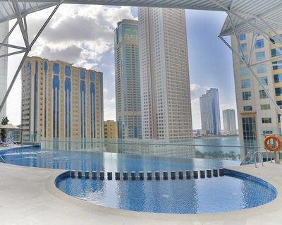 Отель Pullman Sharjah 5* Шарджа ОАЭ