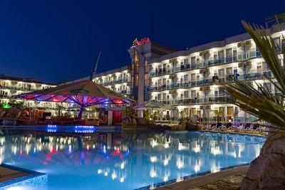Отель Kotva Hotel 4* Солнечный берег Болгария