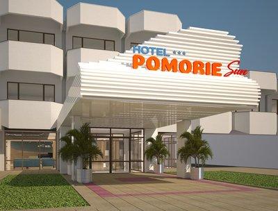 Отель Pomorie Sun Hotel 3* Солнечный берег Болгария