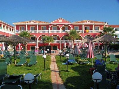 Отель Anastasia Beach Hotel 4* о. Закинф Греция