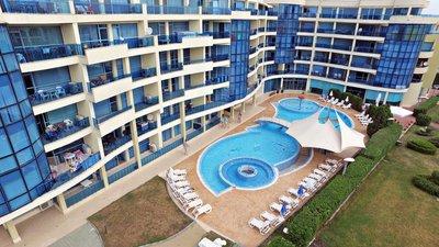 Отель Marina Holiday Club 4* Поморие Болгария