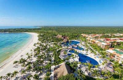 Отель Barcelo Maya Grand Resort 5* Ривьера Майя Мексика