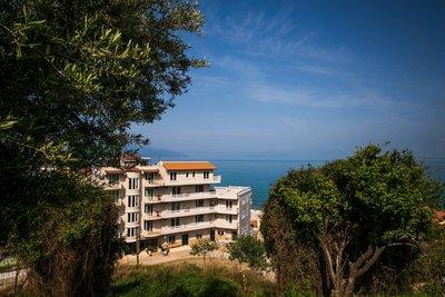 Отель Nacional Hotel Vlore 3* Влера Албания