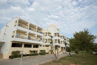 Отель San Marina Hotel 3* о. Корфу Греция
