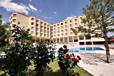 Отель Mustafa Hotel 4* Каппадокия Турция