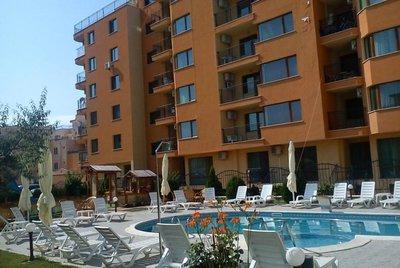 Отель Megas Hotel 2* Солнечный берег Болгария