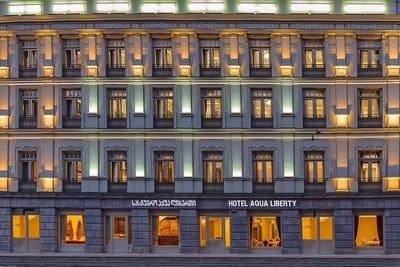 Отель Aqua Liberty Hotel 4* Тбилиси Грузия