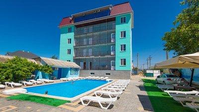 Отель Скорпион 3* Железный Порт Украина