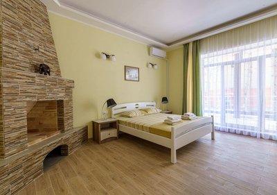 Отель In-Grid Hotel 3* Коблево Украина