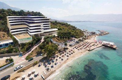 Отель Regina Blu 5* Влера Албания