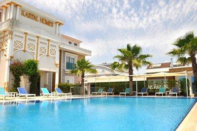 Отель Happy Family Apart 4* Сиде Турция