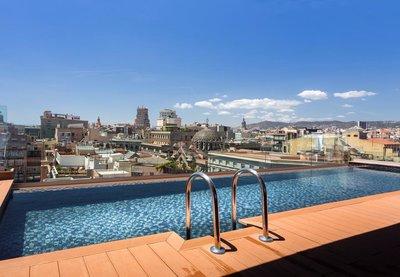Отель Negresco Princess 4* Барселона Испания