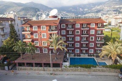 Отель My Home Apartment 3* Алания Турция