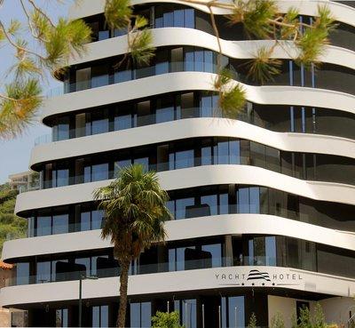 Отель Yacht 4* Влера Албания