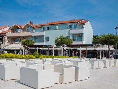 Отель Riva Apartment 3* Медулин Хорватия