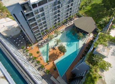 Отель Citygate Kamala Resort & Residence 5* о. Пхукет Таиланд