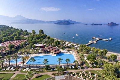 Отель Club Tuana Fethiye 5* Фетхие Турция