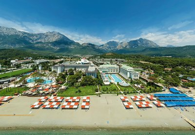 Отель Kilikya Palace Goynuk 5* Кемер Турция