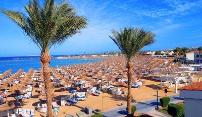 Отель Dana Beach Resort 5* Хургада Египет