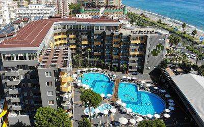 Отель Senza Hotels Grand Santana Hotel 4* Алания Турция
