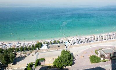 Отель Ramada by Wyndham Beach Hotel Ajman 4* Аджман ОАЭ
