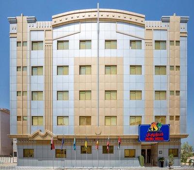 Отель Royal Hotel 3* Шарджа ОАЭ