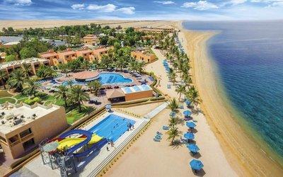 Отель BM Beach Resort 4* Рас Аль-Хайма ОАЭ