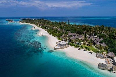 Отель Ozen Reserve Bolifushi 5* Южный Мале Атолл Мальдивы