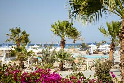Отель Coral Beach Hurghada 4* Хургада Египет