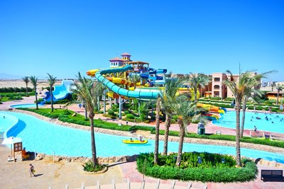 Отель Charmillion Club Aqua Park 5* Шарм эль Шейх Египет