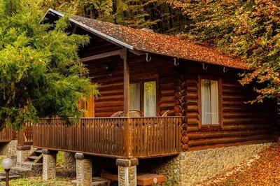 Отель Voevodyno Resort 5* Перечин Украина - Карпаты