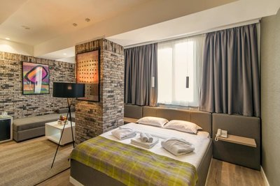 Отель Belgrade Inn Garni Hotel 4* Белград Сербия