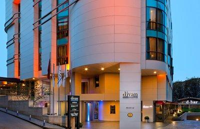 Отель Divan Ankara Hotel 4* Анкара Турция