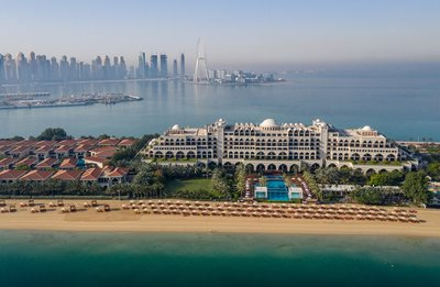 Отель Jumeirah Zabeel Saray 5* Дубай ОАЭ