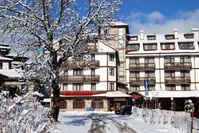 Отель Elegant Lodge Hotel 3* Банско Болгария