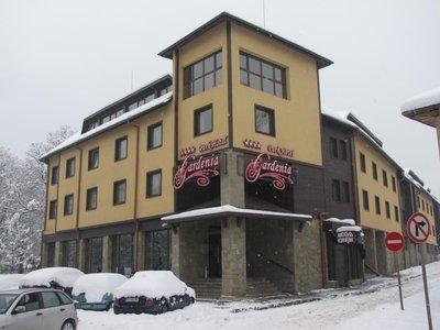Отель Gardenia Park Hotel 4* Банско Болгария