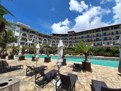Отель Palumbo Waves Resort 4* Занзибар Танзания