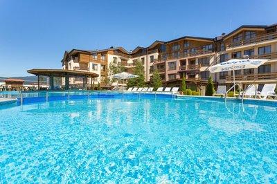 Отель Green Wood Hotel & Spa 4* Банско Болгария