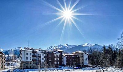 Отель Mountain View Aparthotel 3* Банско Болгария