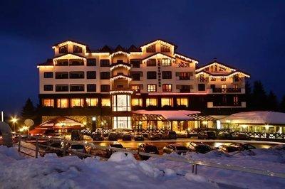 Отель Снежанка 3* Пампорово Болгария