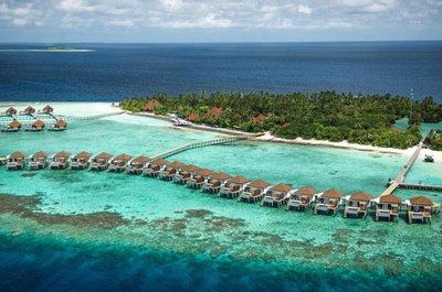 Отель Robinson Club Maldives 4* Гаафу Алифу Атолл Мальдивы