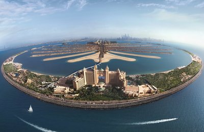 Отель Atlantis The Palm 5* Дубай ОАЭ