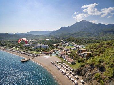 Отель Rixos Premium Tekirova 5* Кемер Турция
