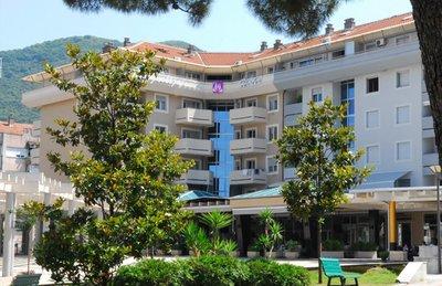 Отель Magnolia Hotel 4* Тиват Черногория