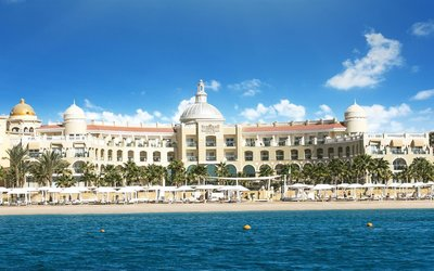 Отель Sunrise Grand Select Romance Resort Sahl Hasheesh 5* Хургада Египет