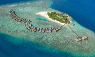 Отель Adaaran Prestige Vadoo 5* Южный Мале Атолл Мальдивы