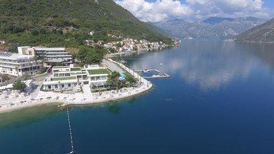 Отель Blue Kotor Bay Premium Spa Resort 5* Котор Черногория