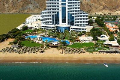 Отель Le Meridien Al Aqah Beach Resort 5* Фуджейра ОАЭ